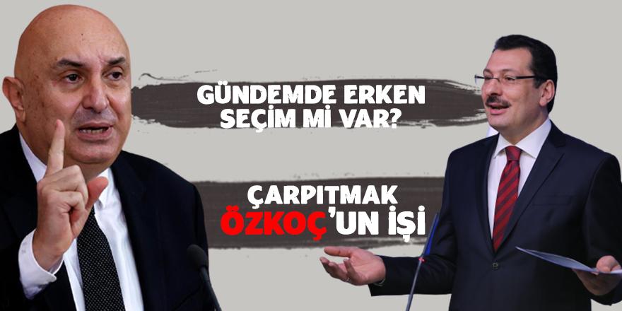 Yavuz'dan Özkoç'a Cevap