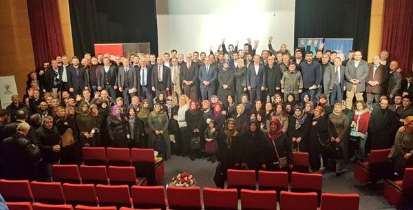 Adapazarı Ak Parti 54.Danışma Toplantısı Yapıldı