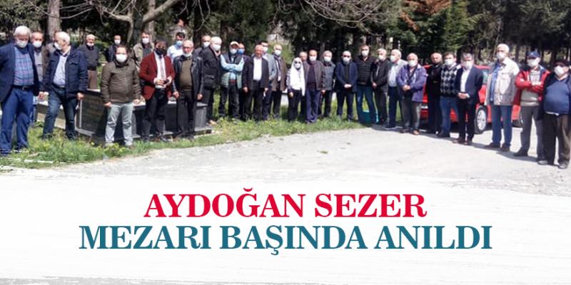 CHP İl Örgütü Sezer'i Unutmadı