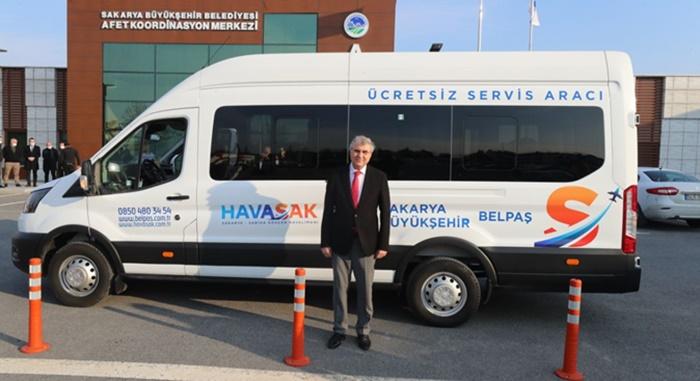 HAVASAK'dan yeni hizmet