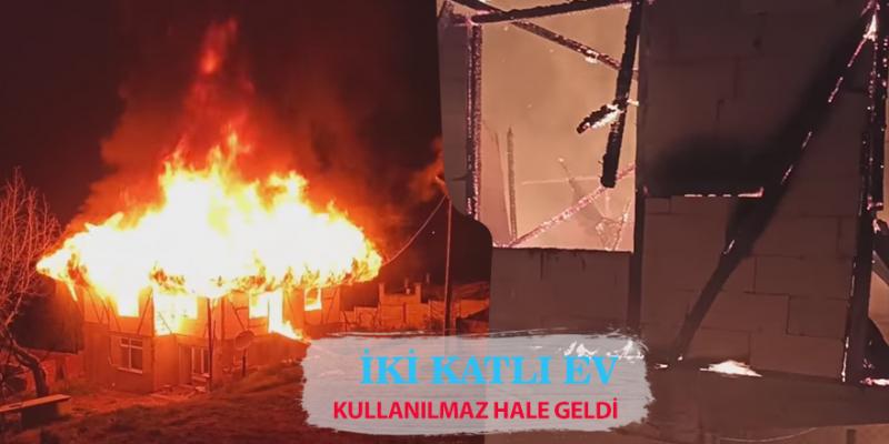 Ortaköy'de Korku Dolu Anlar