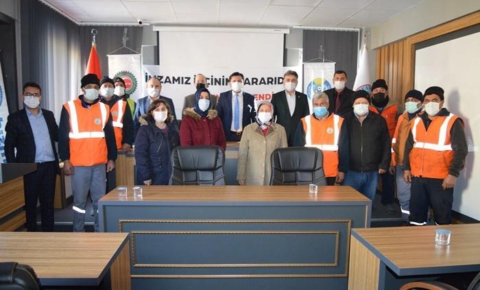 Pamukova Belediyesi'nden Toplu Sözleşme