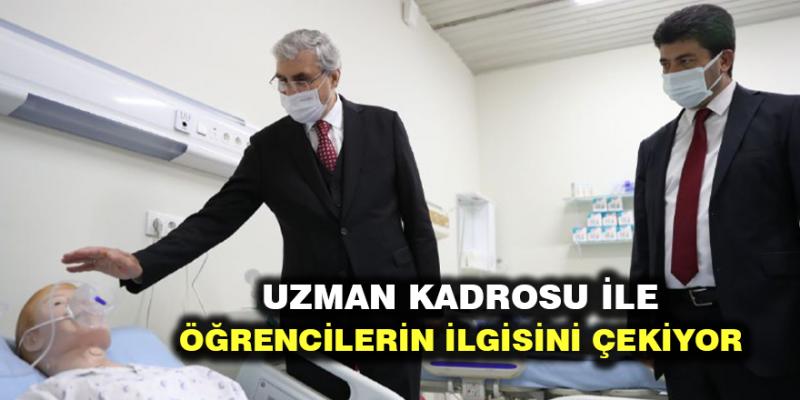 SUBÜ Türkiye'nin Dikkatini Çekiyor