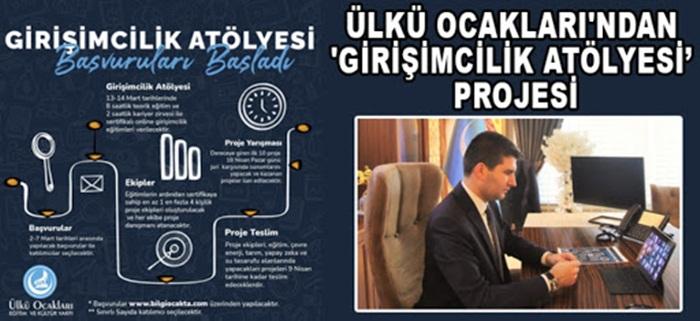 Ülkü Ocakları Türkiye'de İlke İmza Attı