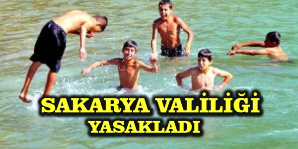 Oralarda Suya Girmek Yasaklandı
