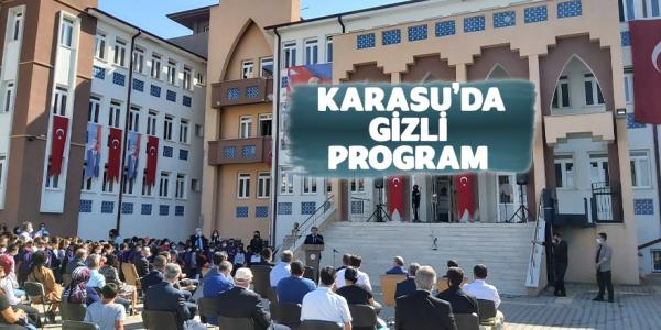 Karasu'da Gizli Program