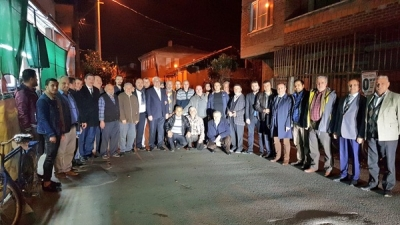 AK Parti doludizgin