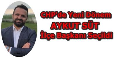 CHP, Aykut Süt Dedi