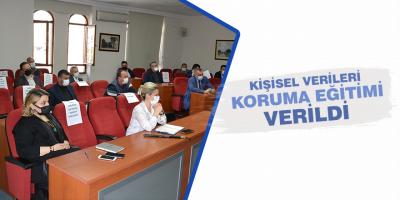 Belediyeden KVKK Eğitimi