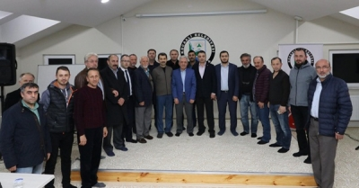 Sofuoğlu Kocaali'de Seminer Verdi
